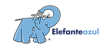 Logo Elefante Azul
